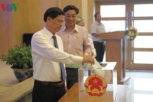 GĐ Sở Tài nguyên-Môi trường Khánh Hòa có số phiếu tín nhiệm cao ít nhất