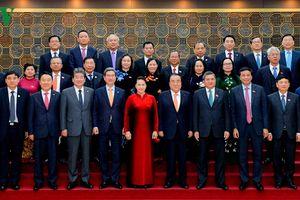 Chủ tịch Quốc hội hội đàm với Chủ tịch Quốc hội Hàn Quốc Moon Hee Sang