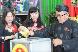 Chủ tịch HĐND TP Cần Thơ đạt phiếu tín nhiệm cao tuyệt đối