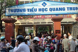 Học sinh lớp 2 Hà Nội bị phạt tát 50 cái: Khó hiểu tâm lý cô giáo