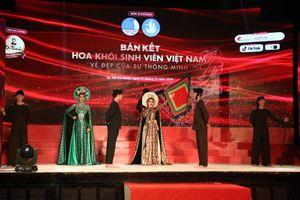 Bùng nổ cảm xúc với phần thi tài năng của Top 15 Bán kết Hoa khôi Sinh viên Việt Nam 2018 miền Nam
