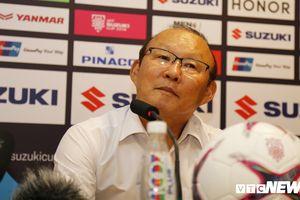 HLV Park Hang Seo: 'Tôi chưa tới đẳng cấp của Eriksson'