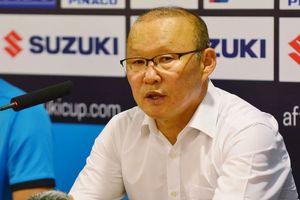 Huấn luyện viên Park Hang-seo: 'Ấn tượng nhất với pha ghi bàn của Công Phượng'
