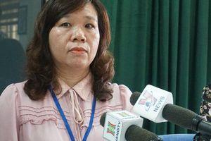 Vụ học sinh trường Quang Trung bị bạn tát: Hiệu trưởng vòng vo thông tin 'cô giáo là con lãnh đạo'