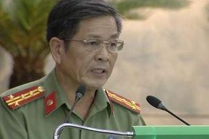 Thi hành kỷ luật nguyên Giám đốc Công an thành phố Đà Nẵng