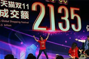 Sự bành trướng của Alibaba