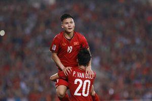 Bán kết lượt về AFF Suzuki Cup 2018: Tuyển Việt Nam vào chung kết