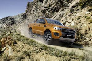 Ford Việt Nam đạt doanh số tháng 11 kỷ lục