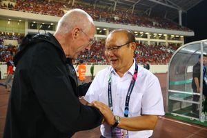 HLV Park Hang-seo: 'Tôi còn kém ông Eriksson rất nhiều!'