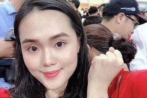 Hội bạn gái cầu thủ 'đi bão' chúc mừng chiến thắng của tuyển Việt Nam