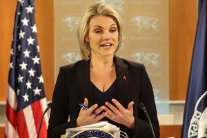 TT Trump đề cử phát ngôn BNG làm đại sứ mới ở Liên Hợp Quốc