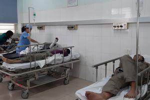 Nổ lò hơi luyện thép, 14 công nhân bị thương và mất tích