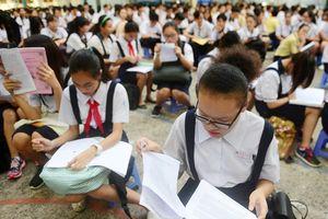 TP.HCM giảm học phí cho học sinh bậc THCS và mầm non