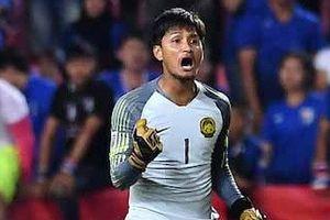 Thủ môn Malaysia tuyên bố phục hận Việt Nam tại chung kết