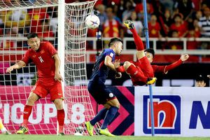 Nhìn lại chiến thắng thuyết phục của đội tuyển Việt Nam trước Philippines