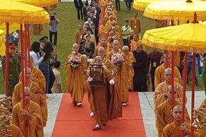 710 năm Ngày Đức Vua - Phật hoàng Trần Nhân Tông nhập niết bàn