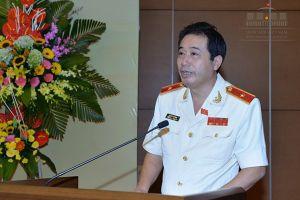 Ủy ban Kiểm tra Trung ương kỷ luật cảnh cáo đối với 4 tướng
