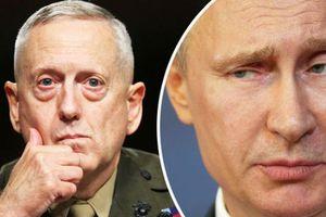 Bộ trưởng quốc phòng Mỹ ra giá với Nga