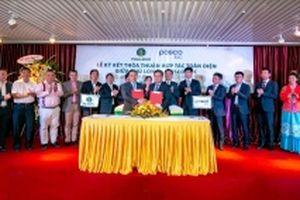Công ty Phú Long và Posco E&C ký kết hợp tác toàn diện