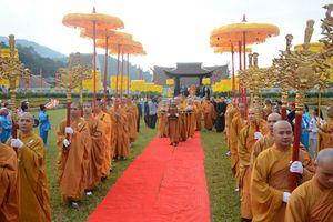 Đại lễ tưởng niệm 710 năm Phật hoàng Trần Nhân Tông nhập niết bàn
