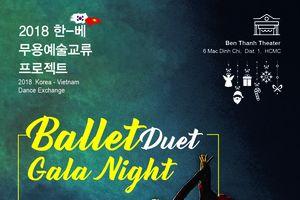Chương trình biểu diễn múa Việt-Hàn: 'Đêm song vũ - Từ cổ điển đến đương đại'