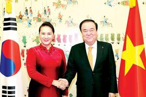 Làm sâu sắc hơn quan hệ Đối tác hợp tác chiến lược Việt Nam - Hàn Quốc
