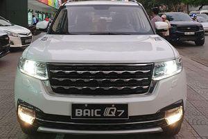 Xe BAIC Trung Quốc 'nhái' Range Rover giá 658 triệu