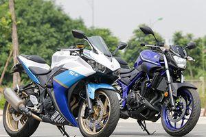 Hàng loạt xe môtô Yamaha tại Việt Nam dính lỗi