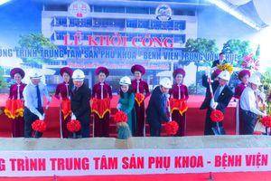 Phát triển Bệnh viện TW Huế xứng đáng là Trung tâm Y tế chuyên sâu