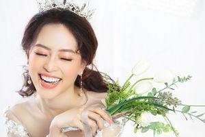 Mặc váy cưới đẹp như công chúa, Phương Nga tiết lộ vẫn độc thân