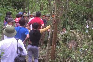 Phát hiện bộ xương người bí ẩn trên núi ở Quảng Bình