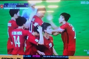 Hàn Quốc: Từ khóa 'Trực tiếp bóng đá Việt Nam' lên top đầu tìm kiếm trực tuyến
