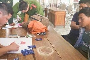 Hà Tĩnh: Bắt đối tượng người Lào giao dịch bán trái phép ma túy
