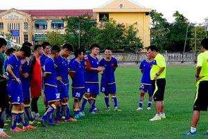 U.21 tuyển chọn Việt Nam hứng thú đối đầu với U.21 Malaysia