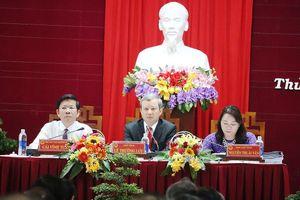 TT-Huế: Công bố phiếu tín nhiệm 26 người được HĐND tỉnh bầu