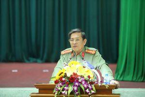 Nguyên giám đốc Công an Đà Nẵng Lê Văn Tam bị kỷ luật khiển trách