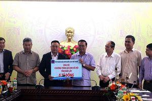 Chủ tịch HĐTV PVN Trần Sỹ Thanh làm việc với tỉnh ủy Đắk Lắk về công tác ASXH