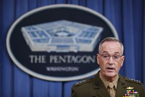 Mỹ loại trừ phương án đáp trả quân sự đối với vụ việc ở eo biển Kerch