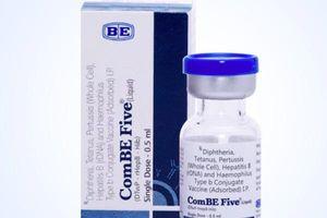 Tất tần tật thông tin về vắc xin 5 trong 1 mới thay thế Quinvaxem