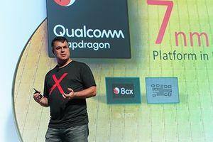 Qualcomm tung ra dòng chip Snapdragon 8cx biến 'PC thành smartphone'