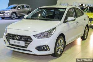 Hyundai Accent 2019 giá 321 triệu đồng vừa trình làng tại Philippines có gì mới?