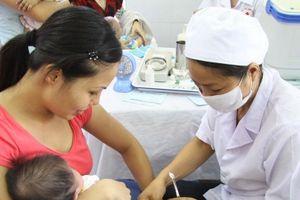 Tiêm vaccine thay thế Quinvaxem trên toàn quốc từ cuối tháng 12