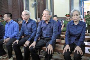 Trần Phương Bình bị đề nghị án chung thân, Vũ Nhôm 15-17 năm tù giam