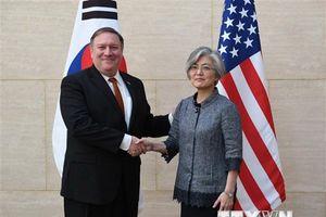 Mỹ-Hàn cam kết phối hợp chặt chẽ trong vấn đề Triều Tiên