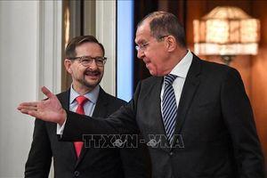 Nga kêu gọi các nước châu Âu thuyết phục Mỹ duy trì INF