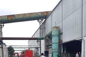 Nóng: Nổ nhà máy thép ở Hải Phòng, nhiều người đang mắc kẹt
