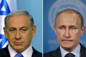 Quan hệ 'cơm chẳng lành canh chẳng ngọt' của Nga-Israel sau vụ bắn nhầm máy bay khiến Syria căng thẳng