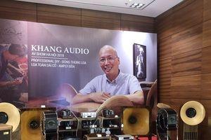 AV Show 2018: Trương Vĩnh Khang - 'Người thổi hồn' cho những đôi loa cổ