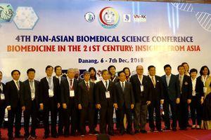 Việt Nam lần đầu đăng cai hội nghị Y sinh học châu Á
