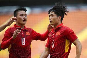 Không cẩn trọng, Quang Hải và Công Phượng sẽ mất trận chung kết ở Mỹ Đình